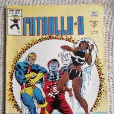 Cómics: PATRULLA X VOLUMEN 3 Nº 34 - EDITA : VERTICE. Lote 277074228