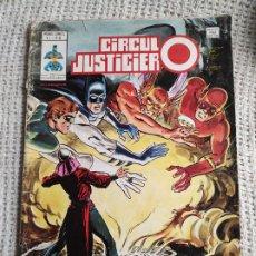 Cómics: CIRCULO JUSTICIERO VOL 1 Nº 8 - EDITA : EDICIONES VERTICE. Lote 277076143