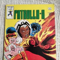 Cómics: PATRULLA X VOLUMEN 3 Nº 31 - EDITA : VERTICE. Lote 277076413