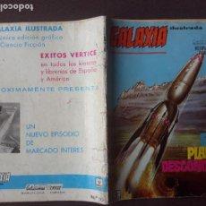 Cómics: GALAXIA VERTICE GRAPA AÑO 1965 Nº 10 EL PLANETA DESCONOCIDO. Lote 277155213