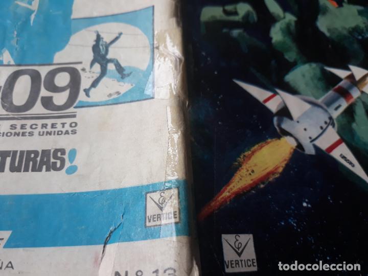 Cómics: Galaxia Vertice Grapa Año 1966 Nº 13 Un agujero en el espacio - Foto 2 - 277155453