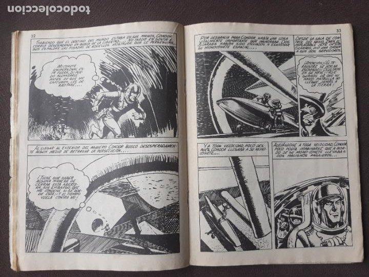 Cómics: Galaxia Vertice Grapa Año 1966 Nº 13 Un agujero en el espacio - Foto 3 - 277155453