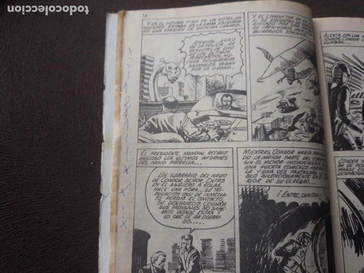 Cómics: Galaxia Vertice Grapa Año 1966 Nº 13 Un agujero en el espacio - Foto 4 - 277155453