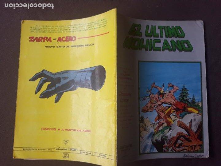 Cómics: El último Mohicano Vertice Mundicomics Clásicos Nº 3 - Foto 2 - 277155698