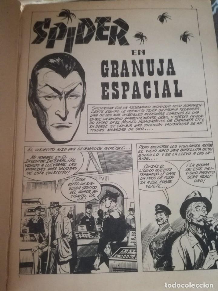 Cómics: SPIDER. EDICIÓN ESPECIAL. - Foto 2 - 277176063