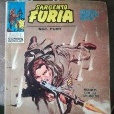 Cómics: SARGENTO FURIA.. Lote 277176743