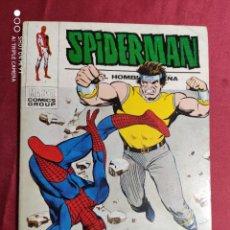 Cómics: SPIDERMAN. VOL 1. Nº 52. DESTROZADOR. VERTICE. TACO. Lote 277194678