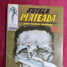 Cómics: ESTELA PLATEADA. VOL 1. Nº 7. EL HEREDERO DE FRANKENSTEIN. VERTICE. TACO. Lote 277199478