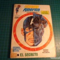 Fumetti: CAPITAN AMERICA. N°19. VERTICE. ESTA COMPLETO PERO CASTIGADO.. Lote 277252173