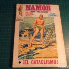 Fumetti: NAMOR. N°15. VERTICE. ESTA COMPLETO PERO CASTIGADO.. Lote 277252553
