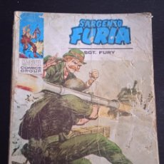 Cómics: SARGENTO FURIA - EL AZOTE DEL SAHARA. Lote 277253503