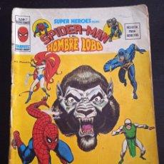 Cómics: SUPER HEROES V2 NUMERO 7 SPIDER-MAN YA EL HOMBRE LOBO. Lote 277254113