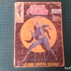 Fumetti: CORONEL FURIA. N°11. VERTICE. CASTIGADO. LE FALTA LA HOJA DE GALERIA DEL PERSONAJE.. Lote 277254293