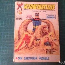 Fumetti: LOS 4 FANTASTICOS. N°30. VERTICE. CASTIGADO. LE FALTA LA HOJA DE GALERIA DEL PERSONAJE.. Lote 277254578