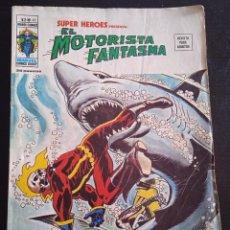 Cómics: SUPER HEROES V2 NUMERO 45 EL MOTORISTA FANTASMA. Lote 277254998