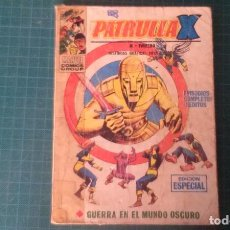 Fumetti: PATRULLA X. N°15.VERTICE. CASTIGADO. LE FALTA LA HOJA DE GALERIA DEL PERSONAJE.. Lote 277255003