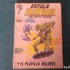 Fumetti: ESTELA PLATEADA. N°2.VERTICE. CASTIGADO. LE FALTA LA HOJA DE GALERIA DEL PERSONAJE.. Lote 277255158