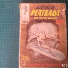 Fumetti: ESTELA PLATEADA. N°7. VERTICE. CASTIGADO. LE FALTA LA HOJA DE GALERIA DEL PERSONAJE.. Lote 277255278