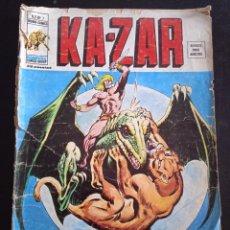 Cómics: KA-ZAR 7 VOL II KAZAR MARVEL GRAPA MUNDI COMICS EDICIONES VERTICE. Lote 277257058