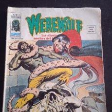 Cómics: VÉRTICE VOL. 2 WEREWOLF Nº 13. 1976. 35 PTS.. Lote 277258223