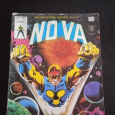 Cómics: SELECCIONES MARVEL 42 NOVA COMICS EDICIONES VERTICE NORMAL ESTADO MUNDI COMICS. Lote 277260883