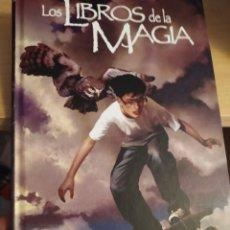 Cómics: LOS LIBROS DE L MAGIA NEIL GAIMAN. Lote 277269513