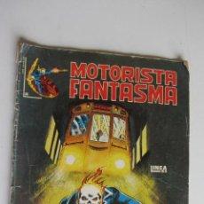Cómics: EL MOTORISTA FANTASMA Nº 2 LUNA SOBRE AGUA OSCURA . 1983 SURCO ARX82. Lote 277272048
