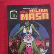 Fumetti: HEROES MARVEL LA MUJER MASA N 1 VERTICE. Lote 277277558