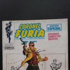Cómics: COMIC TACO CORONEL FURIA NÚMERO 7. EDICION ESPECIAL. Lote 277472498