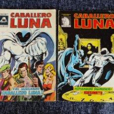 Fumetti: CABALLERO LUNA Nº 1 Y 2 -ED. VERTICE - MUNDICOMICS. Lote 277513468