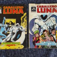 Cómics: CABALLERO LUNA Nº 1 Y 2 -ED. VERTICE - MUNDICOMICS. Lote 277513833