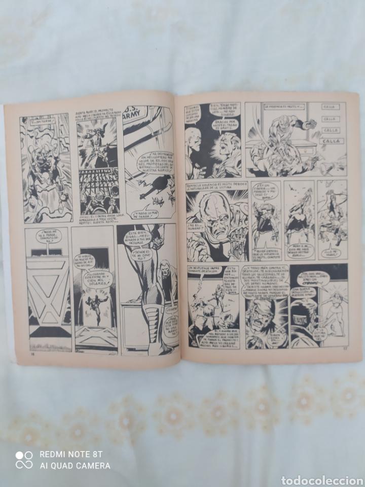 Cómics: DEATHLIKE EL DEMOLEDOR--DE LOS PRIMEROS AÑOS QUE SALIÓ, DE EDICIONES VÉRTICE--AÑO 1979 -- - Foto 2 - 277533028