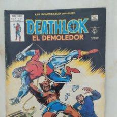 Cómics: DEATHLIKE EL DEMOLEDOR-- EDICIONES VÉRTICE-AÑO 1979-EN EXCELENTE ESTADO DE CONSERVACIÓN-VOL 1 -N° 27. Lote 277533528