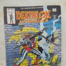 Cómics: DEATHLIKE EL DEMOLEDOR--VOL 1- N° 28-- EDICIONES VÉRTICE-- AÑO 1979-- EN EXCELENTE ESTADO DE CONSERV. Lote 277533833