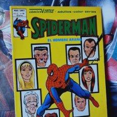 Cómics: MUY BUEN ESTADO SPIDERMAN 60 VOL III MUNDI COMICS EDICIONES VERTICE. Lote 277564083