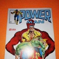 Cómics: POWER MAN. Nº 10 . EL SECRETO DEL TIGRE NEGRO. EDICIONES SURCO 1983. BUEN ESTADO. Lote 277566198