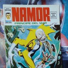 Cómics: EXCELENTE ESTADO NAMOR 2 VOL II MUNDI COMICS GRAPA EDICIONES VERTICE. Lote 277568648