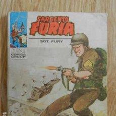 Cómics: SARGENTO FURIA VOL.1 Nº 21 VÉRTICE LA VUELTA DE DINO MANELLI MARVEL GROUP V.1 AÑO 1973. Lote 277645348