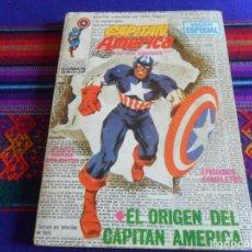 Cómics: VÉRTICE VOL. 1 CAPITÁN AMÉR4ICA Nº 3 EL ORIGEN DEL CAPITÁN AMÉRICA. 1969. 25 PTS.. Lote 277680918