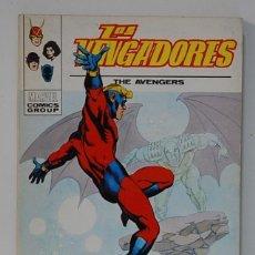 Cómics: MARVEL COMICS LOS VENGADORES VOL 1 Nº 45.EL FIN DE LA BONDAD EDICIONES VÉRTICE. 1973. Lote 278273998