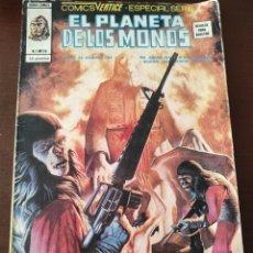 Cómics: COMICS VÉRTICE, ESPECIAL SERIE, EL PLANETA DE LOS MONOS. Lote 278320448