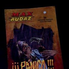Cómics: MUY BUEN ESTADO MAX AUDAZ 3 GRAPA EDICIONES VERTICE. Lote 278327373