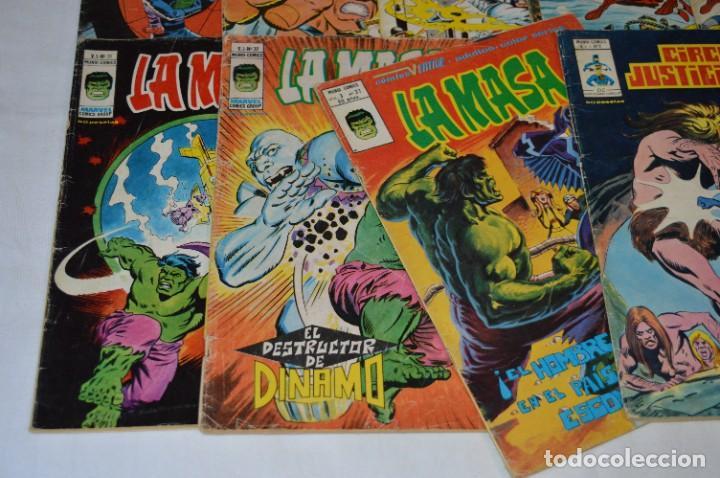 Cómics: 10 Ejemplares - Volúmenes / Personajes variados / VERTICE - MUNDI COMICS - ¡Mira fotos! -- Lote 02 - Foto 4 - 278359838