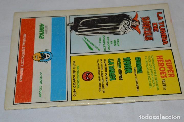 Cómics: 10 Ejemplares - Volúmenes / Personajes variados / VERTICE - MUNDI COMICS - ¡Mira fotos! -- Lote 02 - Foto 8 - 278359838