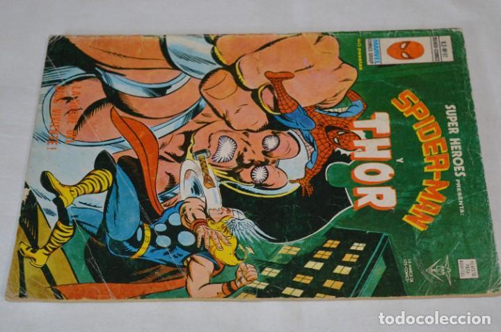 Cómics: 10 Ejemplares - Volúmenes / Personajes variados / VERTICE - MUNDI COMICS - ¡Mira fotos! -- Lote 02 - Foto 9 - 278359838