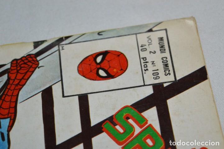 Cómics: 10 Ejemplares - Volúmenes / Personajes variados / VERTICE - MUNDI COMICS - ¡Mira fotos! -- Lote 02 - Foto 13 - 278359838
