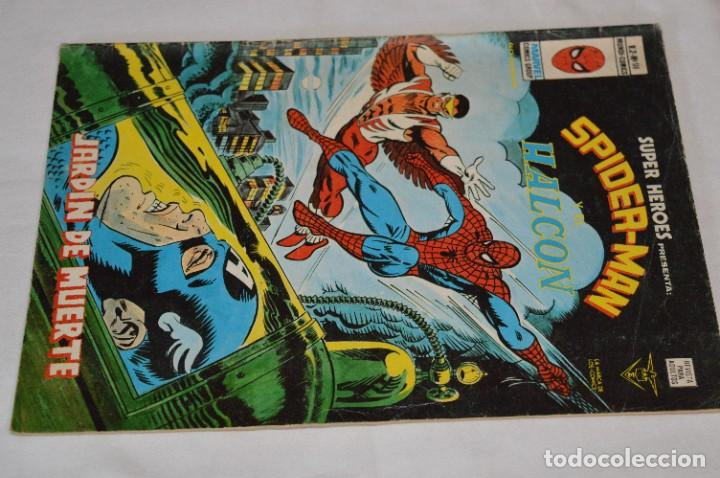 Cómics: 10 Ejemplares - Volúmenes / Personajes variados / VERTICE - MUNDI COMICS - ¡Mira fotos! -- Lote 02 - Foto 15 - 278359838