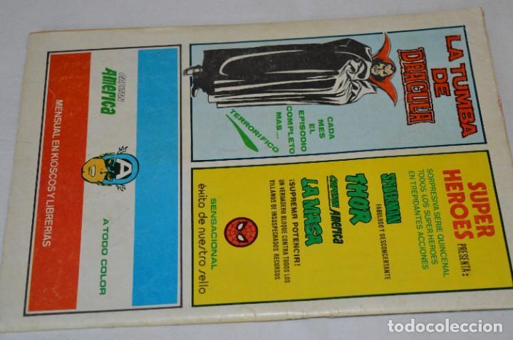 Cómics: 10 Ejemplares - Volúmenes / Personajes variados / VERTICE - MUNDI COMICS - ¡Mira fotos! -- Lote 02 - Foto 20 - 278359838