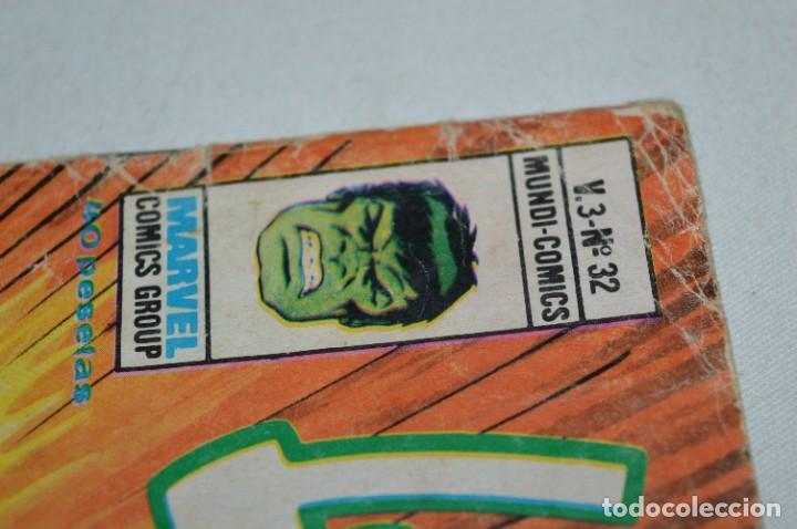 Cómics: 10 Ejemplares - Volúmenes / Personajes variados / VERTICE - MUNDI COMICS - ¡Mira fotos! -- Lote 02 - Foto 25 - 278359838