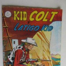 Fumetti: KID COLT Y LATIGO KID Nº 7 , EDICIONES VERTICE ARX120. Lote 278392008